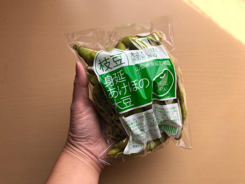 あけぼの大豆